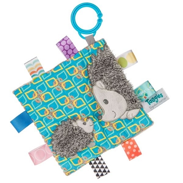 Taggies Heather Hedgehog | Crinkle Me